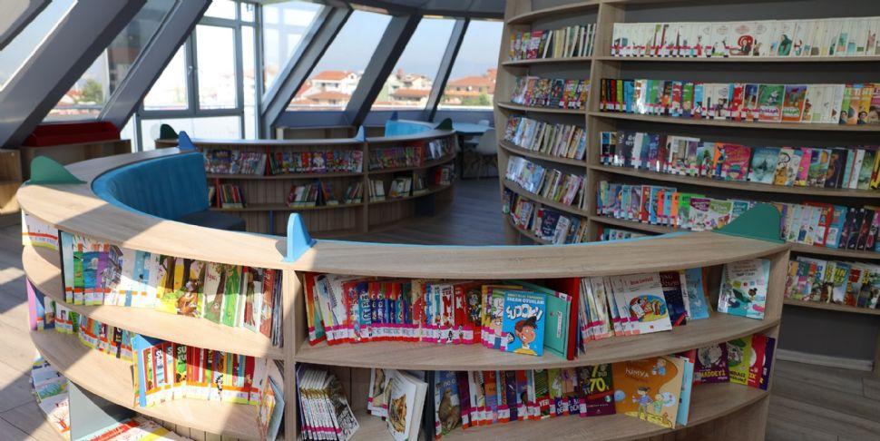 Başiskele'nin İlk Çocuk Kütüphanesi Açılıyor